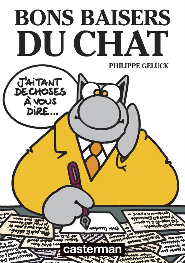 BONS BAISERS DU CHAT - COFFRET 100 GAGS Geluck Philippe Casterman